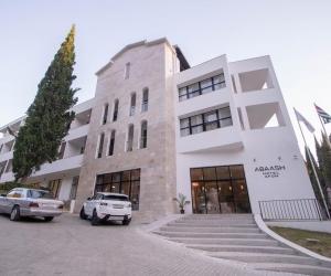 Abaash отель