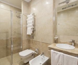 Апартаменты 2-местные 3-комнатные Корпус №1