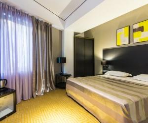 2-местный 1-комнатный «Стандарт-малый» без балкона, без доп. места