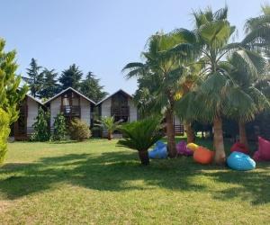 Holiday Park Happy Land гостевые домики
