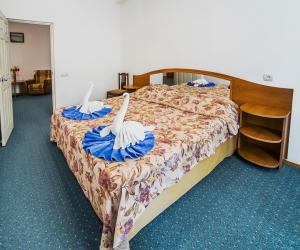 4-местный 3-комнатный Корпус Малый