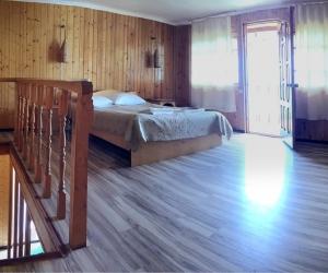 4-местный 3-комнатный номер Коттедж