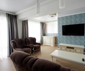 2-местный 2-комнатный VIP люкс Корпус Главный