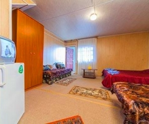 4-х местный 1-комнатный в Коттедже на пляже