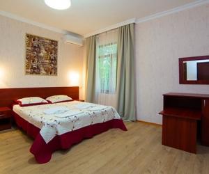 4-местный 3-комнатный люкс VIP
