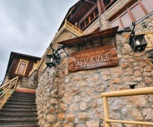 Villa Akvavizi отель